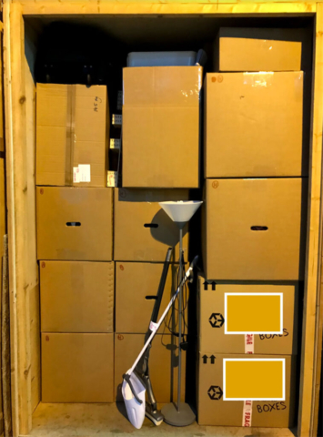 Oxford and Abingdon Storage by Dukes Removals